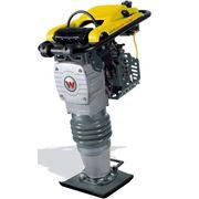 Вибротрамбовка с 4-тактным двигателем BS фото