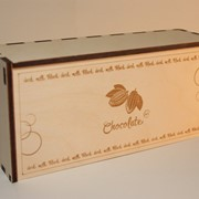 Коробочка для шоколада фото