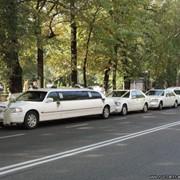 Аренда автомобиля Лимузин-Линкольн-Таункар фото