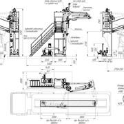 Стояк верхнего налива АСН - 4ВГ Норд Ду100 фото