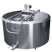 Охладитель молока вертикальный PRO-INOX (Франция). Модельный ряд: от 50 до 2000 литров фото