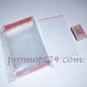 Пакет с замком zipp 12х15 100шт 11735 фото