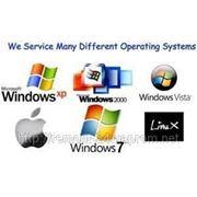 Установка операционной системы фото