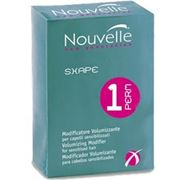 Nouvelle Volumizing modifier + Neutralizer Kit 1. Лосьон для завивки нормальных волос + нейтрализатор (набор) фото
