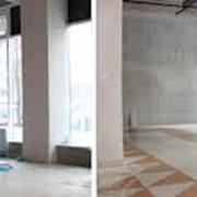Уборка после ремонта или строительства, включая мытье окон. фото