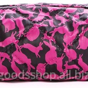 Косметичка Poolparty cosmetic-pink-rabbits фото