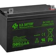 Аккумуляторы BB Battery BC 100-12 фото