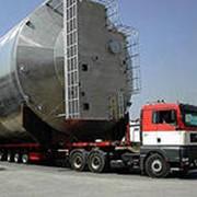 Перевозка тяжеловесных грузов фото