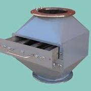 Магнитный сепаратор(железоотделитель) фото