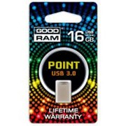 USB флеш накопитель GOODRAM 16Gb POINT Silver USB 3.0 (PD16GH3GRPOSR10) фото