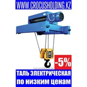 Таль электрическая в Петропавловске фото