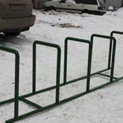 Велопарковки из железа 2 фото