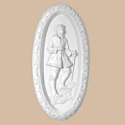 Декоративное панно DECOMASTER DT-3839 (390*190*20) Декомастер фото