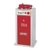 OMAC STM 10.Механический каландр (пресс) для тиснения узора на поверхности полос и ремней STM10 фото