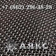 Сетка 38х38х8 ЧР-38-8 СР-38-8 ГОСТ 3306-88 сложнорифленая частичнорифленая стальная сито грохота фото