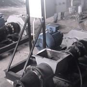 Пресс-экструдер для производства угольных брикетов без связующих веществ. фото