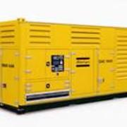 Электростанции серии QAC1000 фото