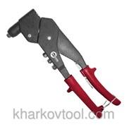 Пистолет заклепочный ручной поворотный Intertool RT-0009 фото