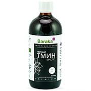 Масло черного тмина BARAKA первого холодного отжима (эфиопские семена, в стекле), 500 мл. фото