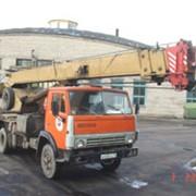 Аренда автокрана КС-4572 (КАМАЗ) фото
