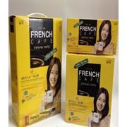 Растворимый кофе 3 в 1 French Cafe 3/1 в саше фото