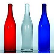 Декорирование стеклянных бутылок фото