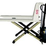Ручная тележка для подъема поддонов, модель EHLT1500-D 1.5т фото