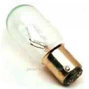 Лампа для бытовых машин без резьбы BA-15 фото
