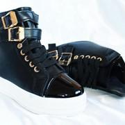 Ботинки сникерсы женские фото