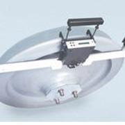 Накладной прибор для измерения круга катания железнодорожных колес фото