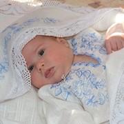 Наборы для крещения мальчиков фото