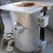 Агрегат индукционный сталеплавильный тигельный (печь) для переплава стали, чугуна и цветных сплавов. Емкость плавильного агрегата (сталь) в тоннах: 0,1; 0,15; 0,25; 0,35; 0,5. Импорт (КНР, Юж.Корея) фото