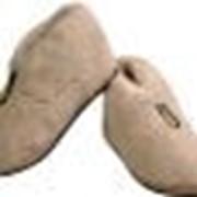 Тапочки-теплушки фото