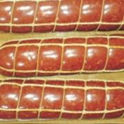Неэластичные СЕТКИ для колбасных изделий 65 калибр фото
