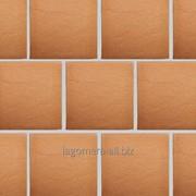 Плитка клинкерная для полов Песочный, гладкий фото