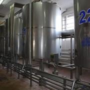 Оборудование молочное. фото