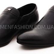Туфли мужские VITTO ROSSI чёрного цвета 165 фото