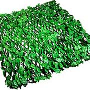 Изгородь деревянная с искусственной листвой MZCSL-04001 фото