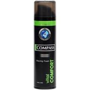 Пена для бритья Compass Vital Comfort ,250 мл фото