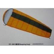 Спальный мешок SY-081, кокон, 220х80х50см (В-106) фото