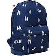 Городской рюкзак Bagland 'Молодежный кожзам' 00533663 1 фото