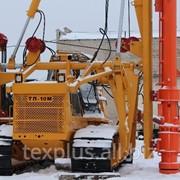 Сваебой Ког 12.01 СП-49Д, копровая установка 2015 г.в. фото