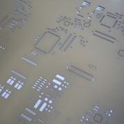 Трафареты для поверхностного монтажа печатных плат фото