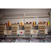 Вышивка промышленная фото