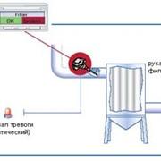 Сигнализатор, Сигнализатор исправности рукавного фильтра Sintrol Snifter фото