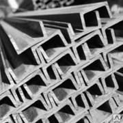 Швеллер нержавеющий 160х75х8 мм фото