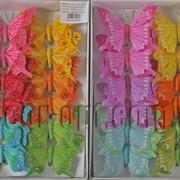 Бабочки 12см 3140 фото