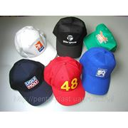 Футболки, кепки и бейсболки с логотипом Киев Рекламная продукция, нанесение логотипа, фото