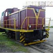 Тепловоз ТГМ-23В фото