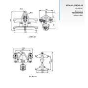Зажимы глухие типа 3ПГН-5-1, 3ПГН-5-12 фото
